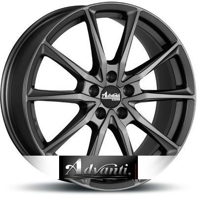 Advanti Racing Centurio Dark 7.5x17 ET45 5x112 66
