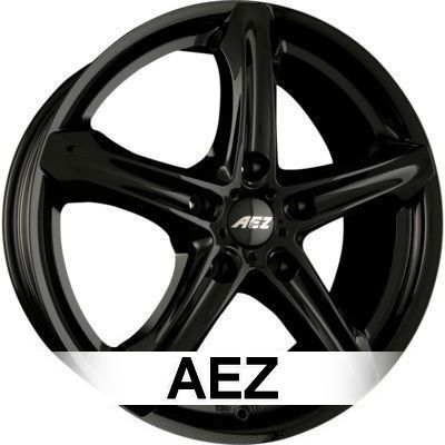 AEZ Yacht Dark 8.5x18 ET50 5x130 71.6